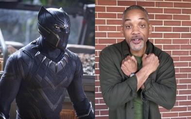 Black Panther dohnal Willa Smitha skoro až k slzám. Herec sa o svoje nadšenie z filmu podelil vo videu na Instagrame