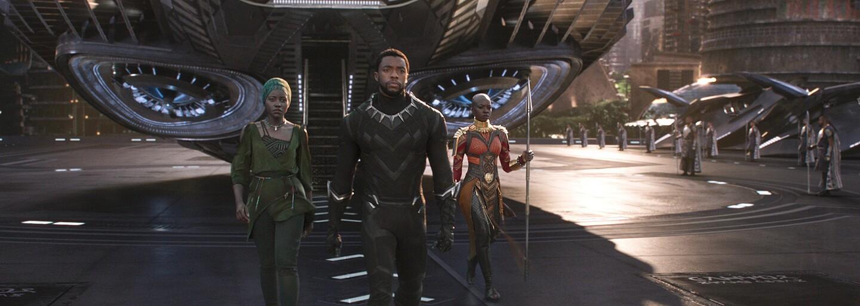 Black Panther je v najnovšej ukážke pripravený vyraziť do akcie