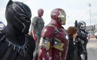 Black Panther nám v nových záberoch dáva jasne najavo, že na Civil War by sme mali zájsť do kina čo najskôr