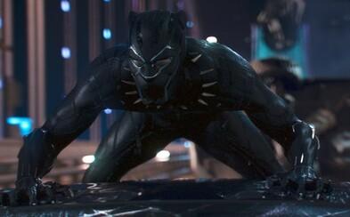 Black Panther predstavuje auto budúcnosti, niektoré herečky však majú veľmi divný prízvuk