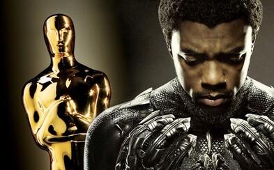 Black Panther sa stal najúspešnejšou oscarovou komiksovkou a opäť prepisoval historické tabuľky