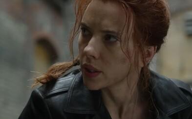 Black Widow čaká v kinách nemožná úloha. Taskmaster vo finálnom traileri ovláda desiatky Black Widow a ide Avengerke po krku