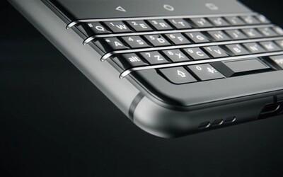 BlackBerry Mercury je Android smartfón s legendárnou QWERTY klávesnicou a výbavou pre nenáročných