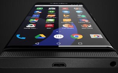BlackBerry sa pravdepodobne chystá vstúpiť na trh Android smartfónov. Má šancu?