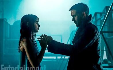 Blade Runner 2049 se připomíná skoro 40 nádhernými obrázky a dává jasně najevo, že bude nezapomenutelnou pastvou pro oči