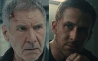 Blade Runneri Ryan Gosling a Harrison Ford spájajú sily v akčnom a audiovizuálne odzbrojujúcom traileri pre pokračovanie kultovej sci-fi klasiky