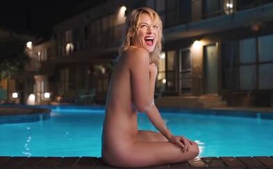 Bláznivá a sexy. Tak na nás z ďalšieho náhľadu pôsobí netradičná kriminálna novinka z Cannes
