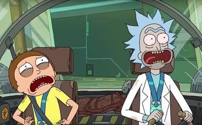 Bláznivá dvojka Rick & Morty sa vráti až v roku 2019. Prečo sa štvrtá séria tak oneskorí?