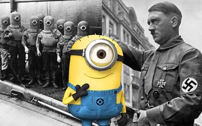 Bláznivá konšpiračná teória tvrdí, že Mimoňov vytvorili nacisti. Nevinné rozprávkové postavičky našťastie nemajú s nacizmom nič spoločné