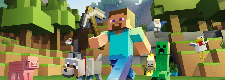 Blázniví fanoušci už od začátku roku vytvářejí v Minecraftu mapu GTA 5 v měřítku 1:1