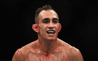 Bláznivý UFC bojovník Tony Ferguson udělal váhu na zrušený zápas. Jako důkaz pořídil video