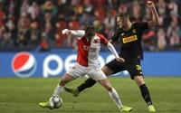 Bláznivý zápas vyšel Slavii krutě, prohrála 1:3 s Interem Milán