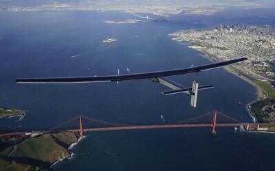 Blíži sa koniec fosílnych palív? Lietadlo poháňané zelenou energiou má za sebou cestu okolo sveta