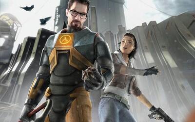 Blíži sa vydanie Half-Life: Alyx. Staršie kultové tituly zo série sú na Steame dostupné úplne zadarmo