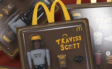 Blíží se kolaborace Travise Scotta s McDonald's?