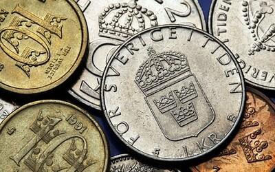 Blíží se konec hotovosti? Švédsko je nakloněno nové digitální měně