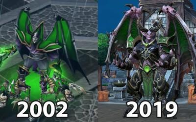 Blizzard naštval a zaváděl hráče, Warcraft 3: Reforged prošel minimálními změnami