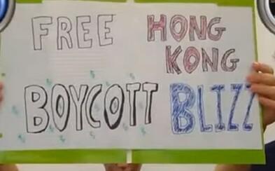 Blizzard zabanoval hráče podporujícího protesty v Hongkongu. Firma si vysloužila obrovskou kritiku veřejnosti