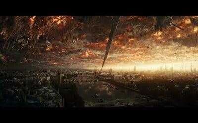 Blockbuster roka? Teaser pre Independence Day oplýva megalomanskou akciou a skazou z vesmíru