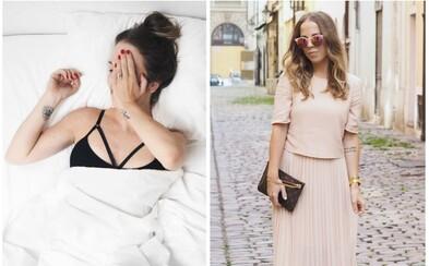 Blogerka Ejvi Freedom: Móda je pro mě vášeň, výzva, energie a motivace (Rozhovor)