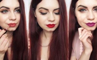 Blogerka Lusyliana inšpiruje Instagram netradičným líčením.  Prezradila nám svoje beauty tajomstvá a opísala začiatky blogovania