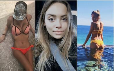 Blogerky, modelky či profesionálne fanúšičky. Výber najkrajších partneriek slovenských športovcov