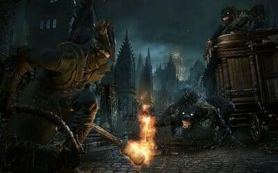 Bloodborne provede hráče temnotou prokletého města a potoky stříkající krve (Preview)