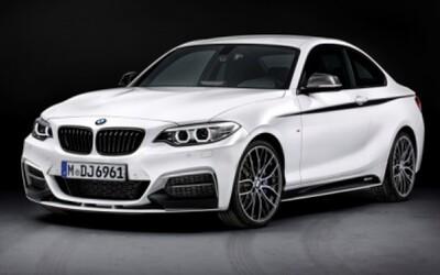 BMW 2 & X5 M Performance: Výkonnejšie a športovejšie