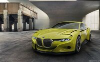 BMW 3.0 CSL Hommage Concept: ultraľahká závodná legenda ožíva!