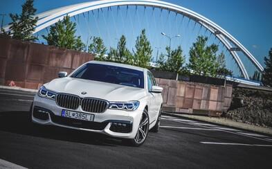 BMW 730d xDrive: Impozantní most spojující dva světy (Test)