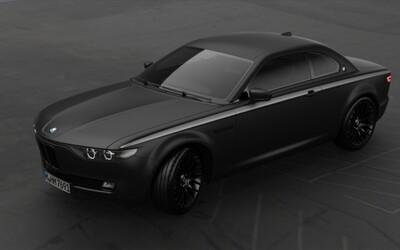 BMW CS Vintage Concept: Retro-štýl v modernom kabáte