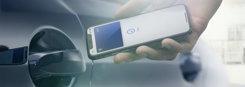 BMW je první značkou, u které ti iPhone poslouží jako digitální klíč
