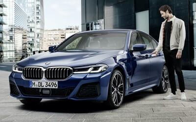 BMW je prvou značkou, pri ktorej ti iPhone poslúži ako digitálny kľúč