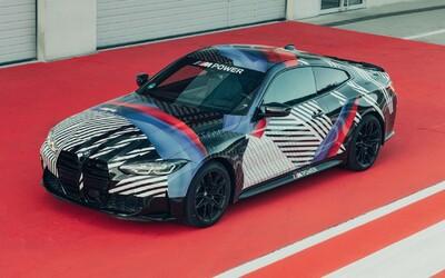 BMW láká na novou M4. Nabídne manuál i automat, 510koňové Competiton dostane revoluční M xDrive