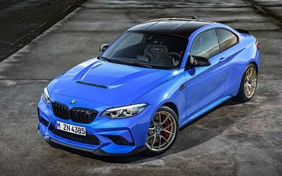 BMW M2 CS je ešte ostrejšie malé kupé. Dostalo 450 koní a veľa karbónových doplnkov