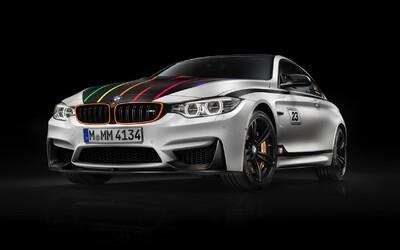 BMW M4 DTM Champion Edition: 431-koňová a 23-kusová exkluzivitka na oslavu víťazstva!