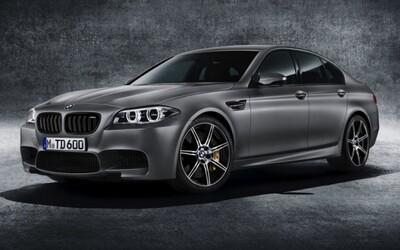 BMW M5 30 Jahre M5: Najvýkonnejšie BMW v histórii!