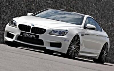 BMW M6 G-Power: 710 koní a maximálka 340 km/h?!