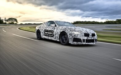 BMW M8 bude! Vrcholné M-ko bude poháňať viac než 600-koňový osemvalec