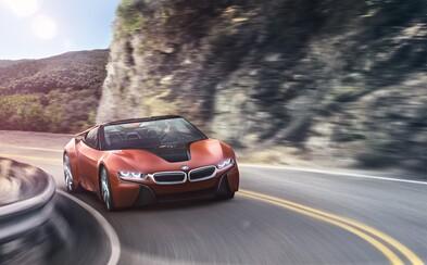 BMW naznačuje budúcnosť technológií vo svojich autách štúdiou Vision Future Interaction