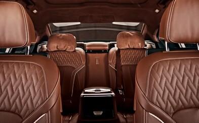 BMW odhaľuje luxusné prvky programu Individual pre svoju novú vlajkovú loď!
