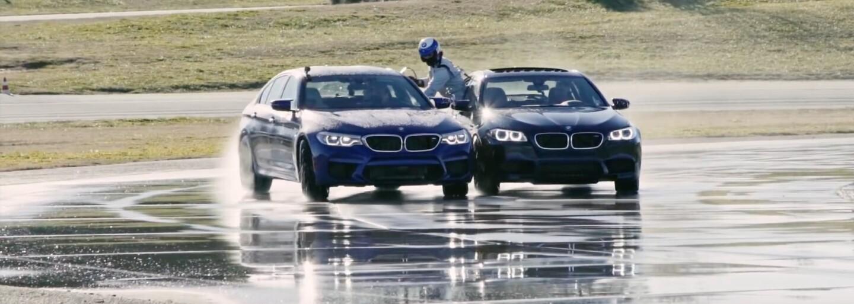BMW okázalým spôsobom stanovilo nový svetový rekord v nepretržitom driftovaní