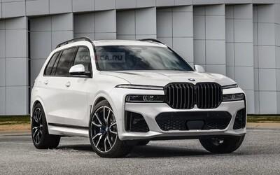 BMW opäť šokuje. Modernizovaná X7-čka bude pravdepodobne vyzerať presne takto