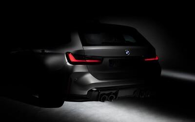 BMW překvapuje! Nová M3 bude poprvé v historii i jako kombi Touring