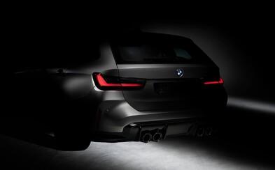BMW prekvapuje! Nová M3-ka bude prvýkrát v histórii aj ako kombi Touring
