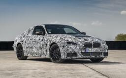 BMW řady 4 obrovské ledvinky zatím nepřiznává, přesto je ale dostane