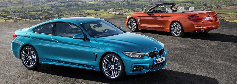 BMW radu 4 prechádza faceliftom. Vylepšenia neobišli ani vrcholnú M4-ku s navýšeným výkonom na 450 koní