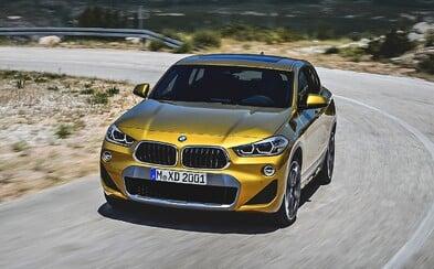 BMW rozšiřuje portfolio SUV o úplně novou X2, která spojuje robustnost a proporce kupé