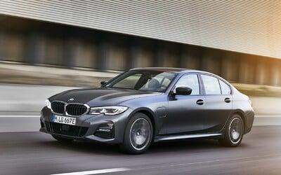 BMW s novými plug-in hybridmi 320e a 520e prináša zaujímavý systém odmeňovania vodiča