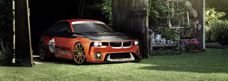 BMW si pripomína svoju slávnu históriu špecialitkou 2002 Hommage Turbomeister